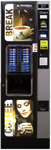 Coffee Vending Machine Adelaide
